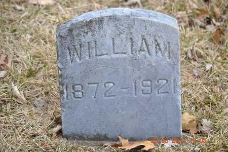 ROSE, WILLIAM - Branch County, Michigan | WILLIAM ROSE - Michigan Gravestone Photos