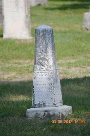 SENNOTTE, IDA P. - Branch County, Michigan   IDA P. SENNOTTE - Michigan Gravestone Photos