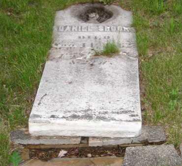 SHOOK, DANIEL - Branch County, Michigan   DANIEL SHOOK - Michigan Gravestone Photos
