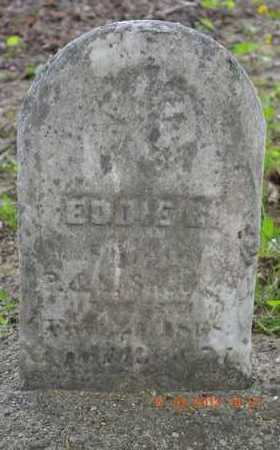SHOOK, EDDIE R. - Branch County, Michigan   EDDIE R. SHOOK - Michigan Gravestone Photos