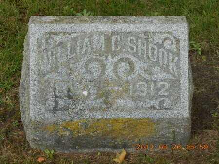SHOOK, WILLIAM C. - Branch County, Michigan | WILLIAM C. SHOOK - Michigan Gravestone Photos
