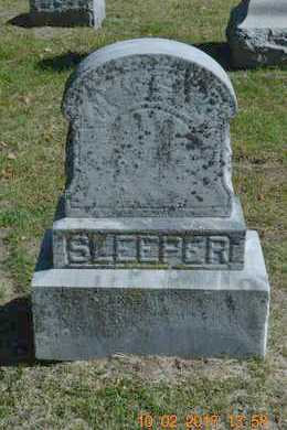SLEEPER, AMERICUS - Branch County, Michigan | AMERICUS SLEEPER - Michigan Gravestone Photos