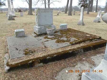 SLISHER, LOT - Branch County, Michigan | LOT SLISHER - Michigan Gravestone Photos