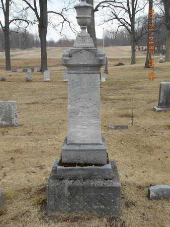 SMITH, EDWARD W. - Branch County, Michigan   EDWARD W. SMITH - Michigan Gravestone Photos