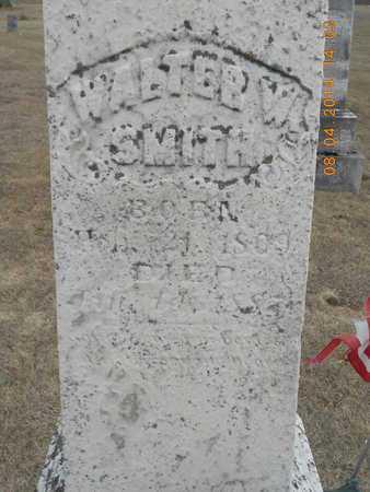 SMITH, WALTER W. - Branch County, Michigan   WALTER W. SMITH - Michigan Gravestone Photos