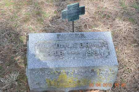 SORTER, DAVID R. - Branch County, Michigan | DAVID R. SORTER - Michigan Gravestone Photos