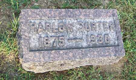SORTER, HARLOW - Branch County, Michigan | HARLOW SORTER - Michigan Gravestone Photos