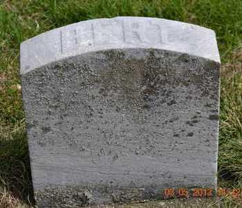 SORTER, HERBERT D.(BERT) - Branch County, Michigan | HERBERT D.(BERT) SORTER - Michigan Gravestone Photos