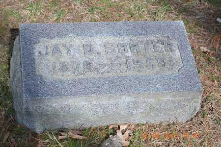 SORTER, JAY D. - Branch County, Michigan | JAY D. SORTER - Michigan Gravestone Photos