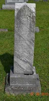 SPRAGUE, MATILDA V. - Branch County, Michigan   MATILDA V. SPRAGUE - Michigan Gravestone Photos