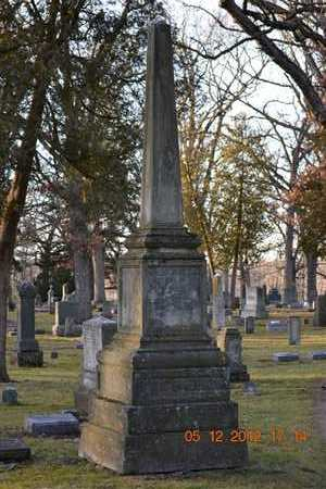 SPRAGUE, FAMILY - Branch County, Michigan | FAMILY SPRAGUE - Michigan Gravestone Photos