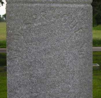 SPRAGUE(CLOSEUP), W.W. - Branch County, Michigan | W.W. SPRAGUE(CLOSEUP) - Michigan Gravestone Photos
