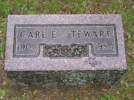 STEWART, CARL E. - Branch County, Michigan | CARL E. STEWART - Michigan Gravestone Photos