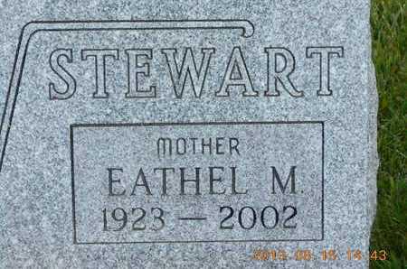 STEWART, EATHEL M. - Branch County, Michigan | EATHEL M. STEWART - Michigan Gravestone Photos