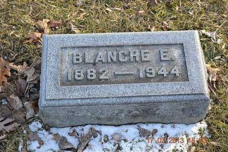 STUKEY, BLANCHE E. - Branch County, Michigan | BLANCHE E. STUKEY - Michigan Gravestone Photos