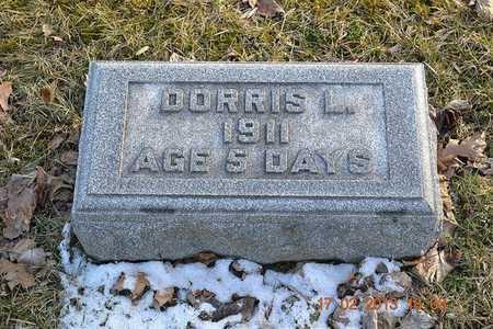 STUKEY, DORIS L. - Branch County, Michigan | DORIS L. STUKEY - Michigan Gravestone Photos