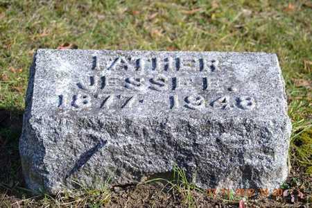 STUKEY, JESSE - Branch County, Michigan   JESSE STUKEY - Michigan Gravestone Photos