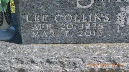 SWARTOUT, LEE COLLINS - Branch County, Michigan | LEE COLLINS SWARTOUT - Michigan Gravestone Photos