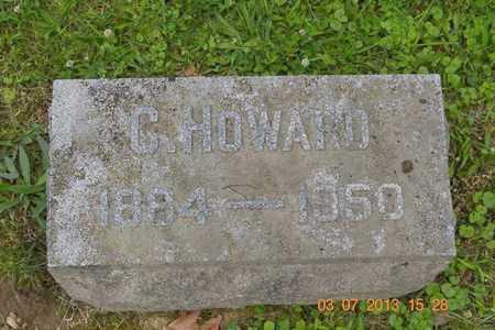 SWEEZEY, C. HOWARD - Branch County, Michigan   C. HOWARD SWEEZEY - Michigan Gravestone Photos