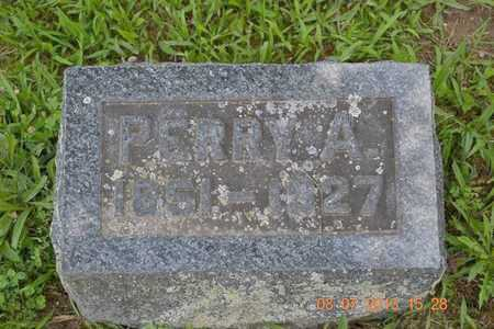 SWEEZEY, PERRY A. - Branch County, Michigan   PERRY A. SWEEZEY - Michigan Gravestone Photos