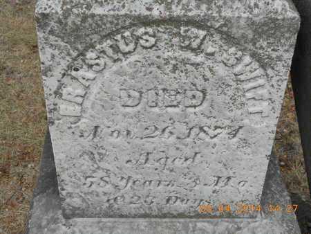 SWIFT, ERASTUS W. - Branch County, Michigan | ERASTUS W. SWIFT - Michigan Gravestone Photos
