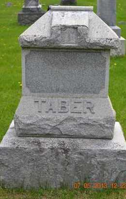 TABER, FAMILY MARKER - Branch County, Michigan | FAMILY MARKER TABER - Michigan Gravestone Photos