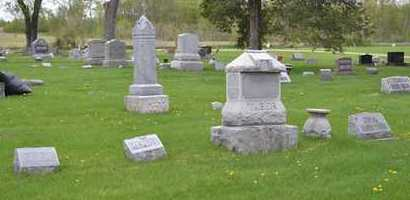 TABER, LOT OVERVIEW - Branch County, Michigan | LOT OVERVIEW TABER - Michigan Gravestone Photos