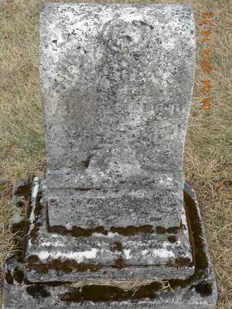 TELLER, EVA BELL - Branch County, Michigan | EVA BELL TELLER - Michigan Gravestone Photos