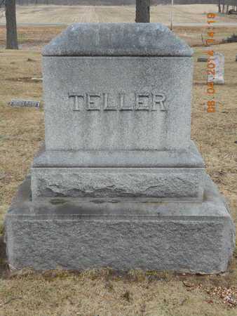 TELLER, FAMILY - Branch County, Michigan | FAMILY TELLER - Michigan Gravestone Photos