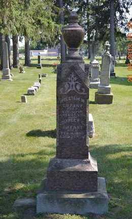 TIFFANY, JOHN E. - Branch County, Michigan | JOHN E. TIFFANY - Michigan Gravestone Photos