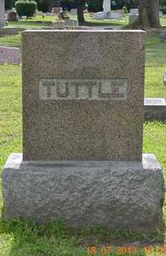 TUTTLE, FAMILY - Branch County, Michigan | FAMILY TUTTLE - Michigan Gravestone Photos