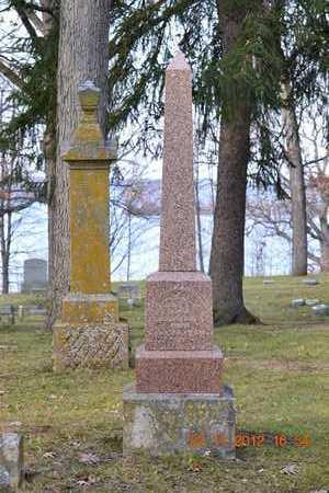 TUTTLE, FAMILY - Branch County, Michigan | FAMILY TUTTLE - Michigan Gravestone Photos