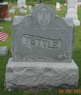 TUTTLE, FAMILY - Branch County, Michigan   FAMILY TUTTLE - Michigan Gravestone Photos