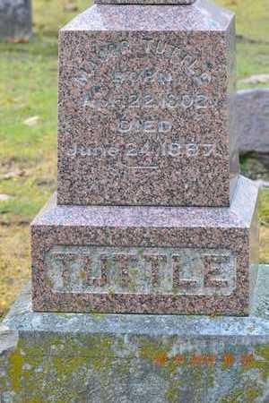 TUTTLE, MAJOR - Branch County, Michigan | MAJOR TUTTLE - Michigan Gravestone Photos