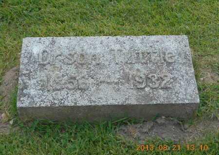 TUTTLE, ORSON - Branch County, Michigan | ORSON TUTTLE - Michigan Gravestone Photos