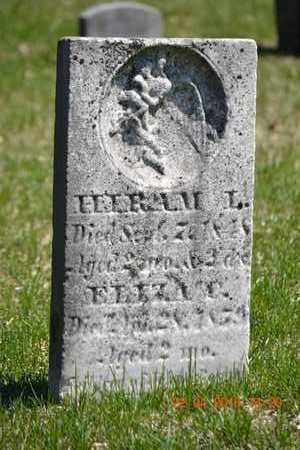 UNKNOWN, ELIZA - Branch County, Michigan | ELIZA UNKNOWN - Michigan Gravestone Photos