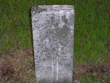 UNKNOWN, UNKNOWN - Branch County, Michigan | UNKNOWN UNKNOWN - Michigan Gravestone Photos