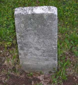 UNKNOWN, UNKNOWN - Branch County, Michigan | UNKNOWN UNKNOWN - Michigan Gravestone Photos