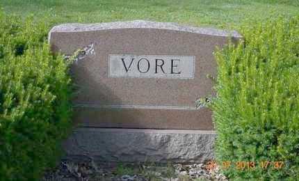 VORE, FAMILY - Branch County, Michigan   FAMILY VORE - Michigan Gravestone Photos