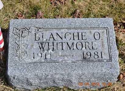 WHITMORE, BLANCHE O. - Branch County, Michigan | BLANCHE O. WHITMORE - Michigan Gravestone Photos