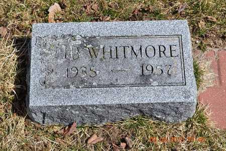 WHITMORE, J.B. - Branch County, Michigan | J.B. WHITMORE - Michigan Gravestone Photos