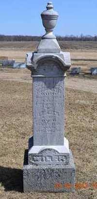 WILER, JOSEPH - Branch County, Michigan | JOSEPH WILER - Michigan Gravestone Photos