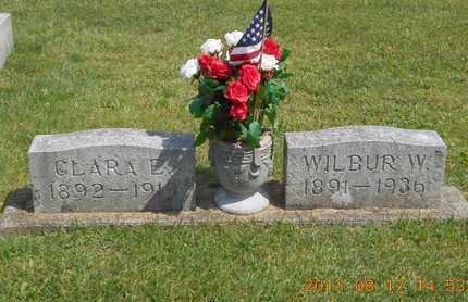 WILLIAMS, WILBUR W. - Branch County, Michigan | WILBUR W. WILLIAMS - Michigan Gravestone Photos