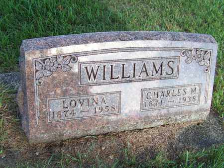 WILLIAMS, CHARLES - Branch County, Michigan | CHARLES WILLIAMS - Michigan Gravestone Photos