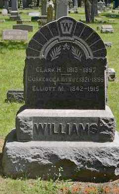 WILLIAMS, CURRENCE A. - Branch County, Michigan | CURRENCE A. WILLIAMS - Michigan Gravestone Photos