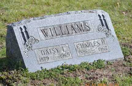 WILLIAMS, CHARLES H. - Branch County, Michigan | CHARLES H. WILLIAMS - Michigan Gravestone Photos