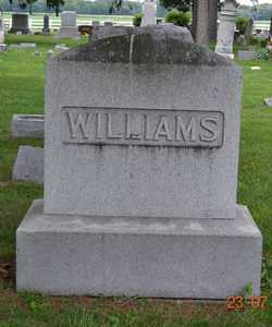WILLIAMS, FAMILY - Branch County, Michigan | FAMILY WILLIAMS - Michigan Gravestone Photos