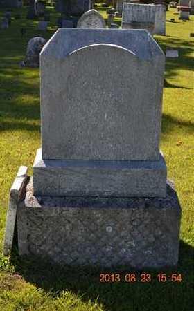 WILLIAMS, HORACE B. - Branch County, Michigan | HORACE B. WILLIAMS - Michigan Gravestone Photos
