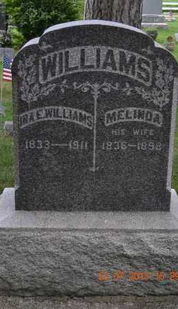 WILLIAMS, IRA E. - Branch County, Michigan   IRA E. WILLIAMS - Michigan Gravestone Photos