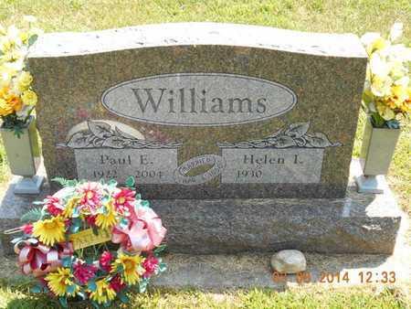 WILLIAMS, HELEN L. - Branch County, Michigan | HELEN L. WILLIAMS - Michigan Gravestone Photos